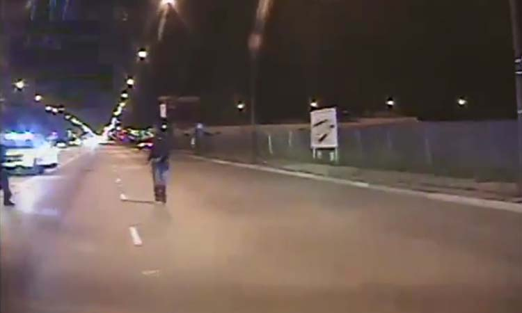Laquan McDonald Police Shooting Video