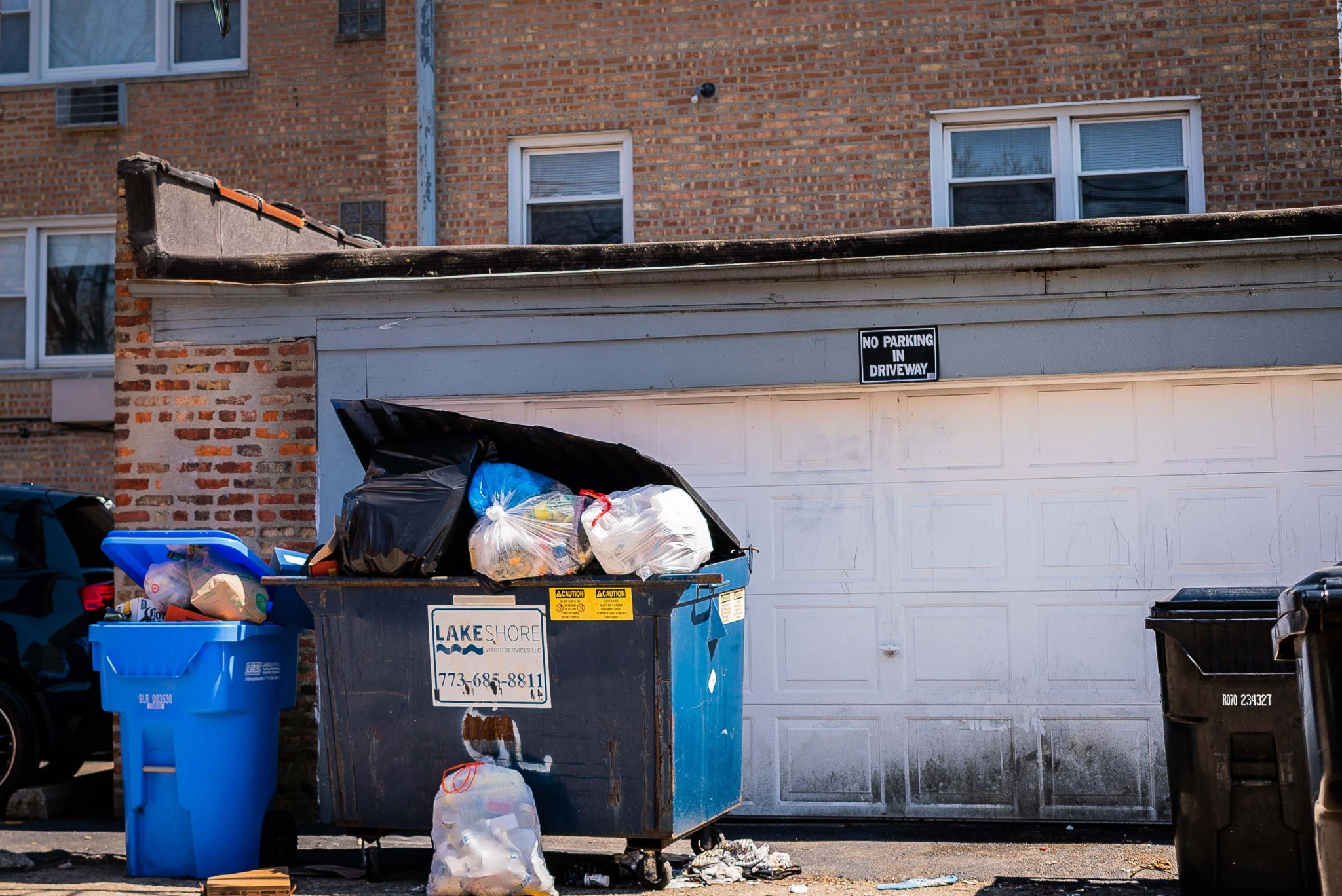 Madison Street Department Finally Gets >> How Many Of Chicago S 77 000 Big Buildings Recycle Nobody Knows