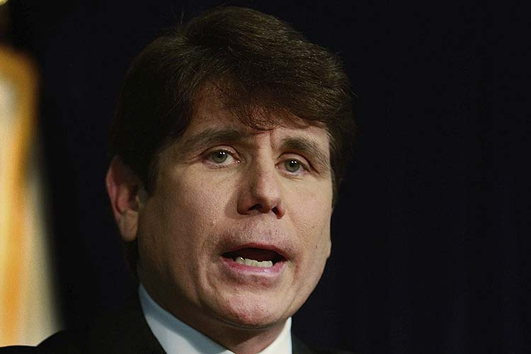 Patti Blagojevich Begs Judge For Leniency, Ex-Guv Cries At Hearing