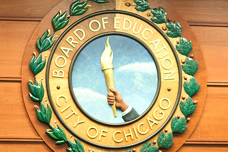 Chicago Board of Education logo