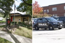 Waukegan/Springfield police and fire stations