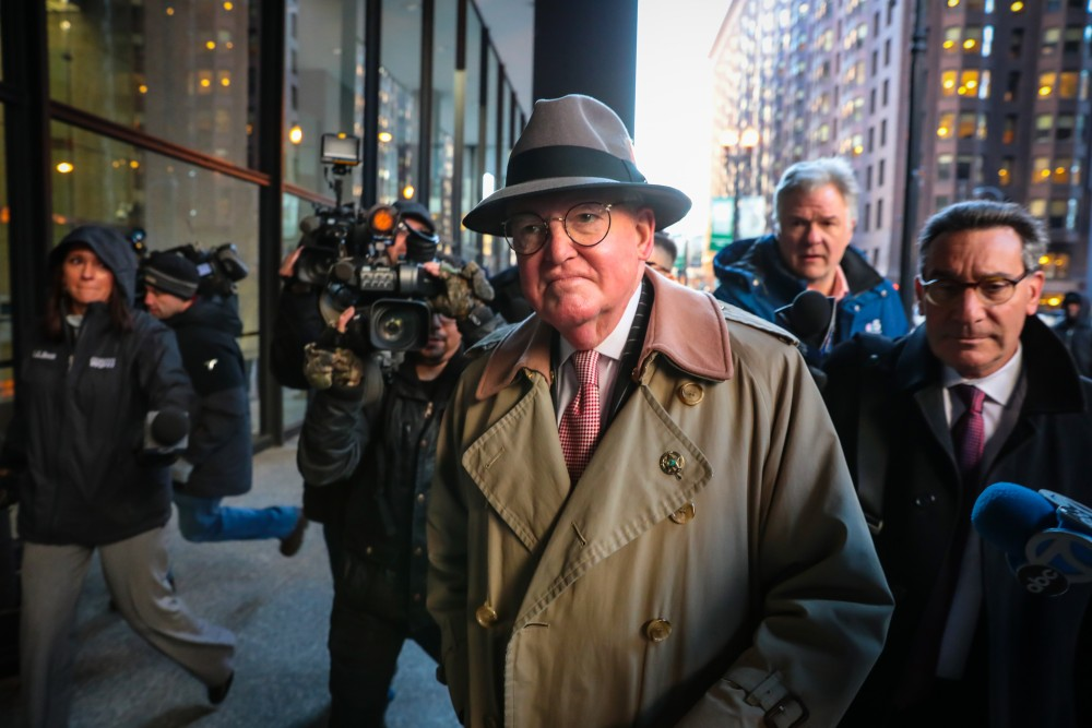Feds Charge Powerful Ald  Ed Burke With Corruption   Better